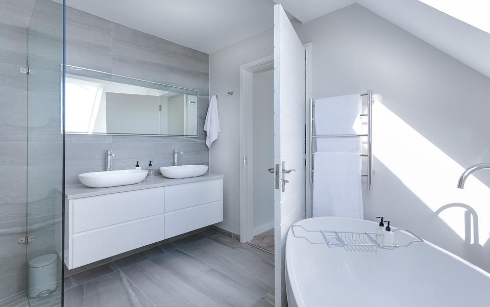 salle de bain déco contemporaine